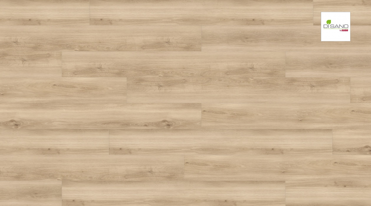 Design grindų danga Haro Disano Classic Aqua Ąžuolas Light