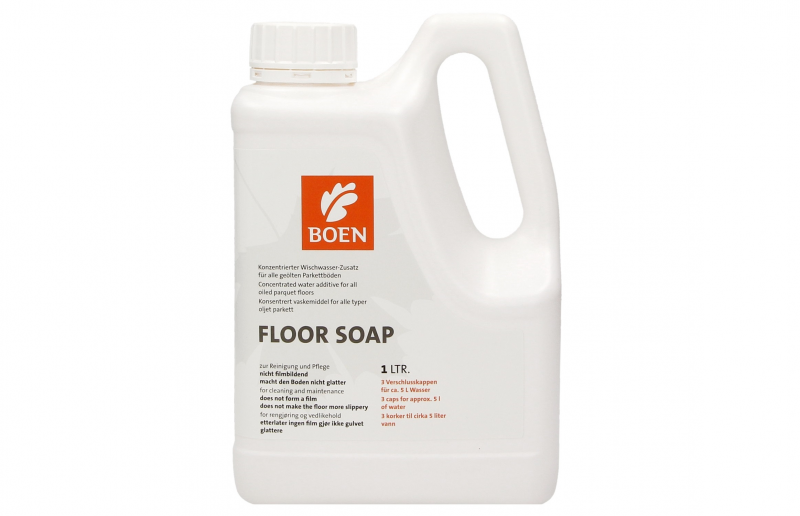 Muilas Medinėms Grindims Boen Floor Soap, 1 L nuotrauka