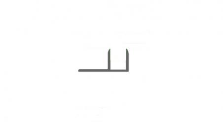 Grindų jungimo profilio bazė 11-15mm, 2,7 m