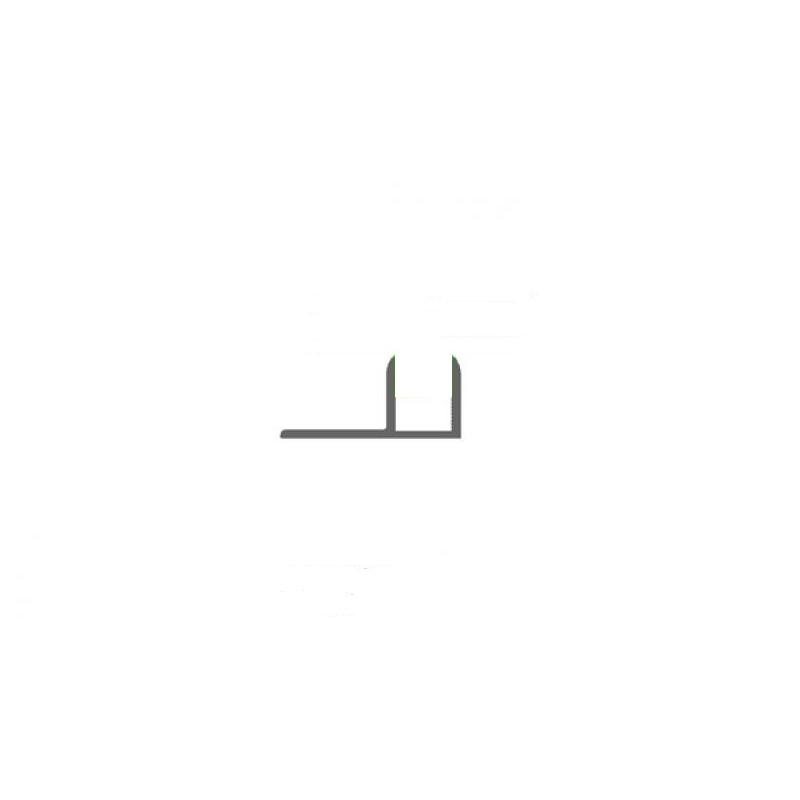Grindų jungimo profilio bazė 7-10mm, 2,7 m nuotrauka
