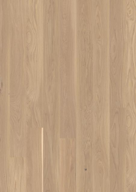 Trisluoksnė parketlentė Boen Gent Plank Ąžuolas White Andante 138 MM 2 rūšis