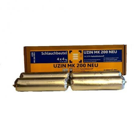 Klijai medinėms grindims UZIN MK 200, 4 kg