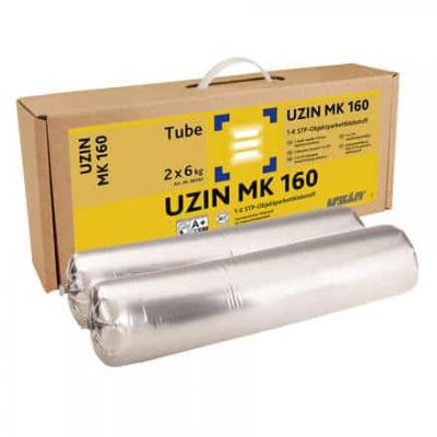 Klijai medinėms grindims UZIN MK 160, 6 kg nuotrauka